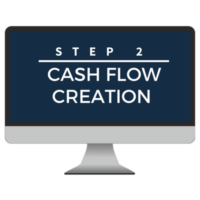 Step 2 - Cash Flow Creation Course