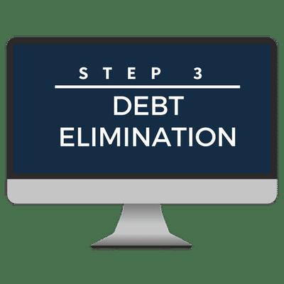 Step 3 Debt Elimination Course